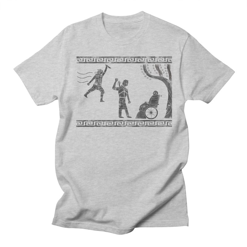 The Tragedy of the Night King Women's Regular Unisex T-Shirt by coyotealert