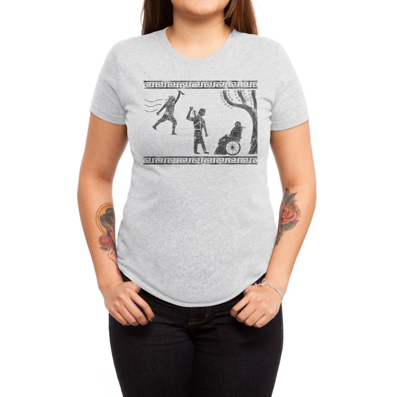 The Tragedy of the Night King Women's T-Shirt by coyotealert