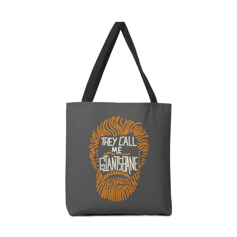 Giantsbane Accessories Tote Bag Bag by coyotealert