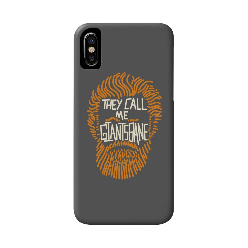Giantsbane Accessories Phone Case by coyotealert