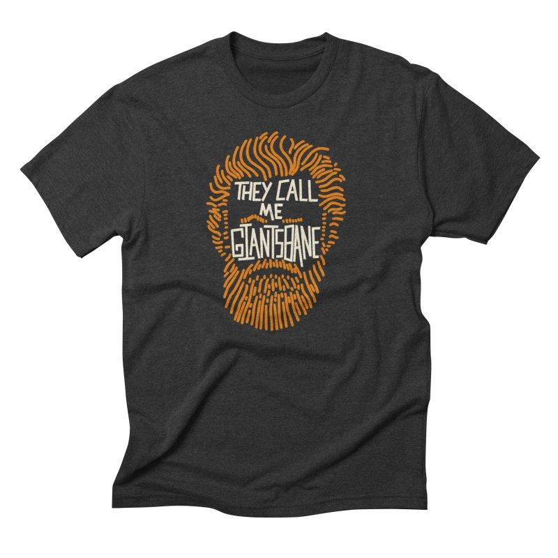 Giantsbane Men's Triblend T-Shirt by coyotealert