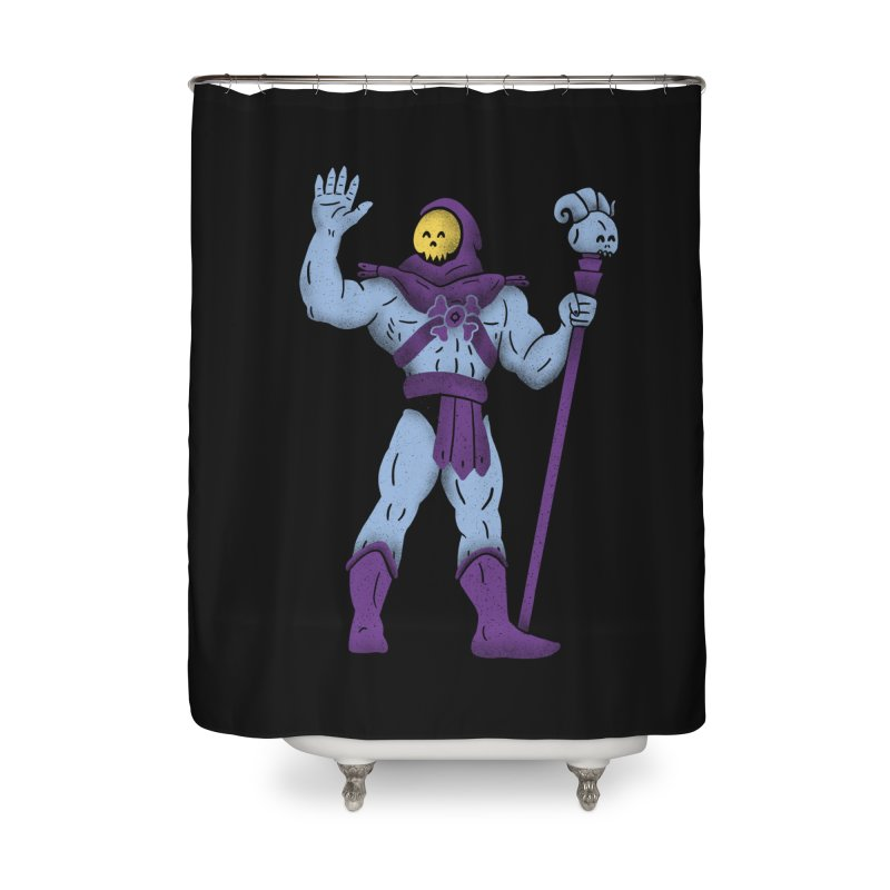 Swelletor Home Shower Curtain by coyotealert
