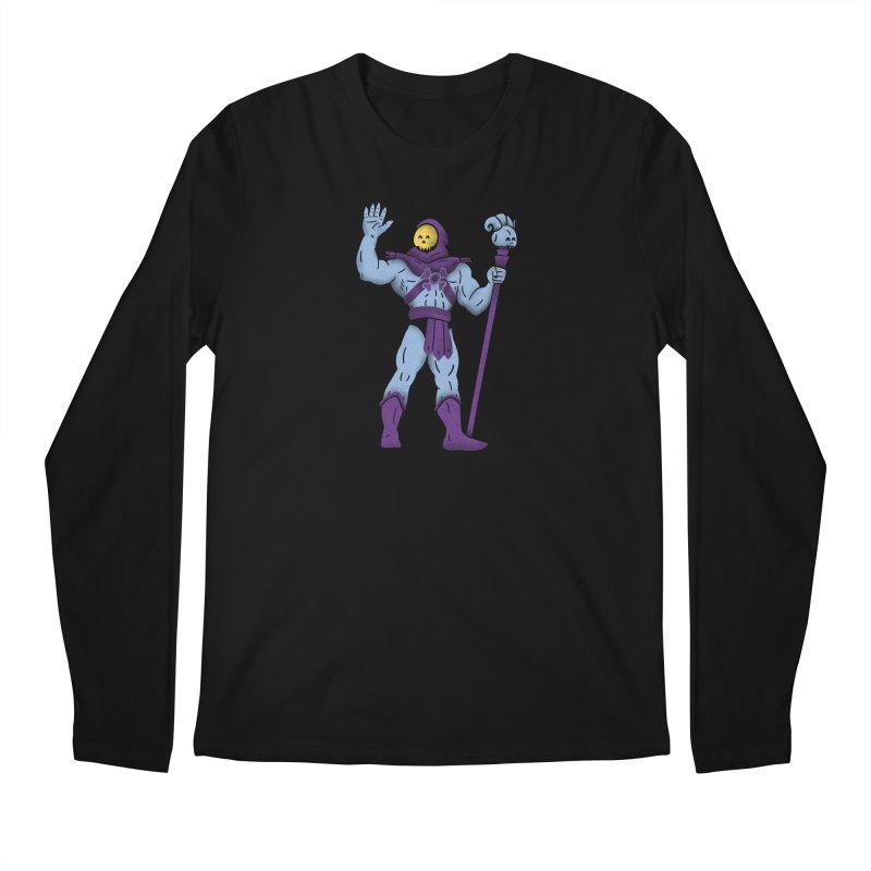 Swelletor Men's Regular Longsleeve T-Shirt by coyotealert