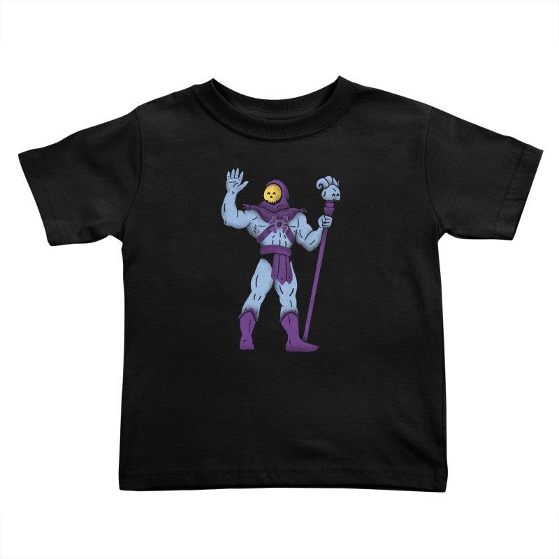 Swelletor Kids Toddler T-Shirt by coyotealert