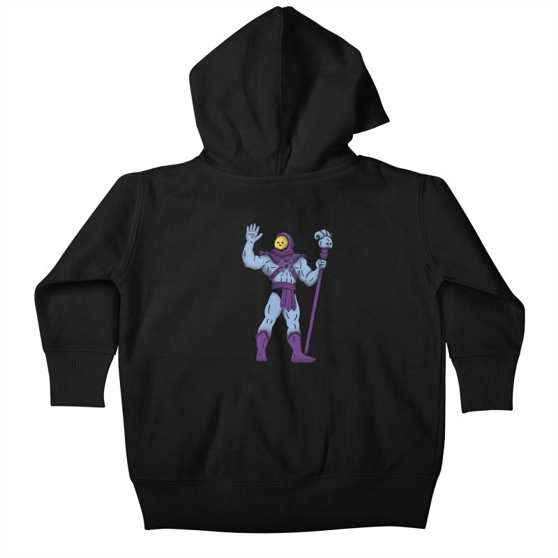 Swelletor Kids Baby Zip-Up Hoody by coyotealert