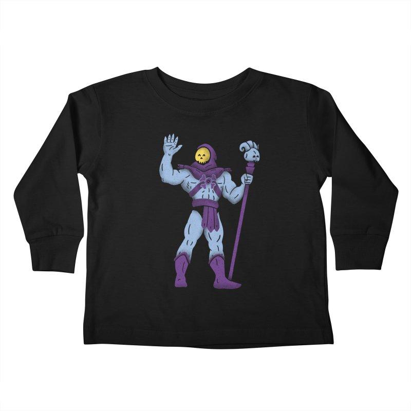 Swelletor Kids Toddler Longsleeve T-Shirt by coyotealert