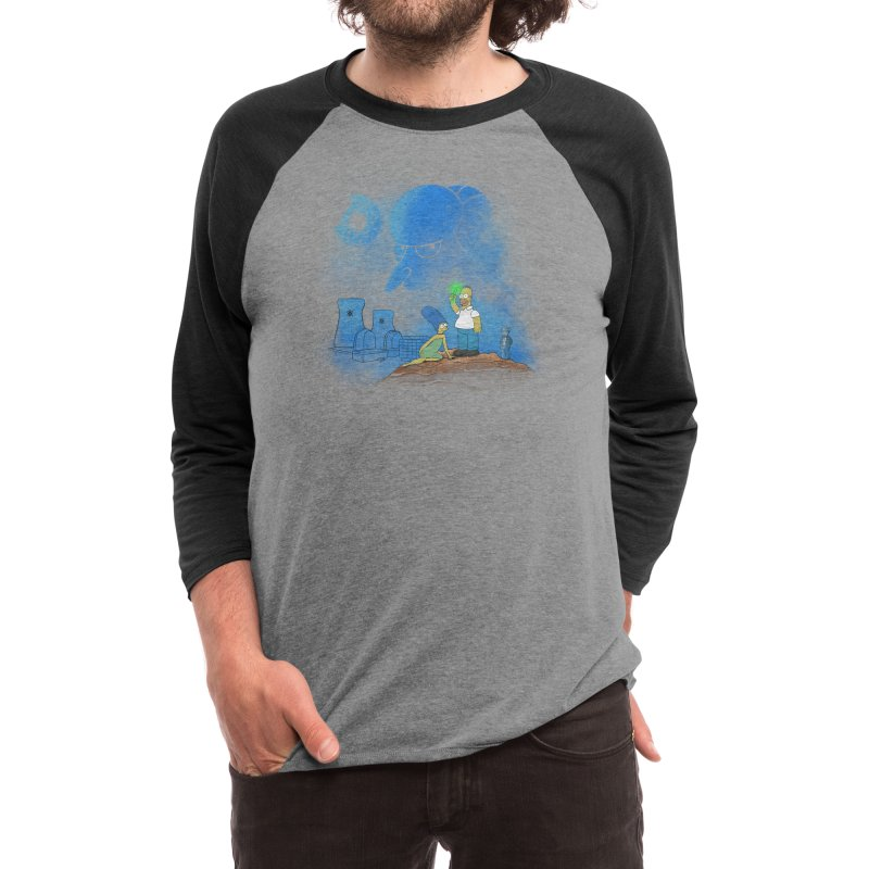 Springfield Wars Men's Longsleeve T-Shirt by coyotealert