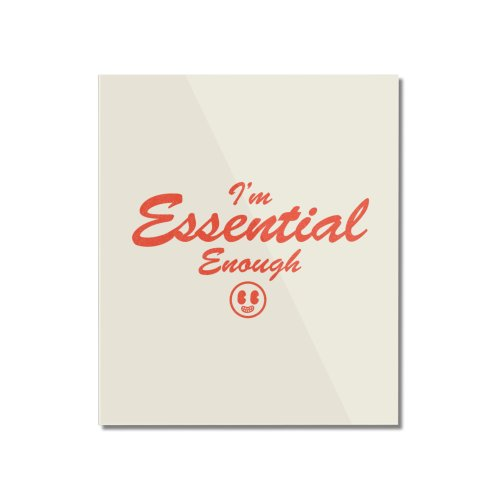 image for Essential Enough