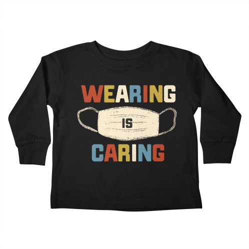 image for Wearing is Caring