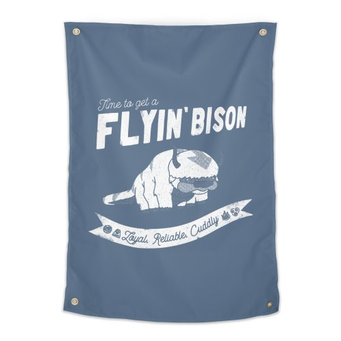 image for Get a Flyin' Bison
