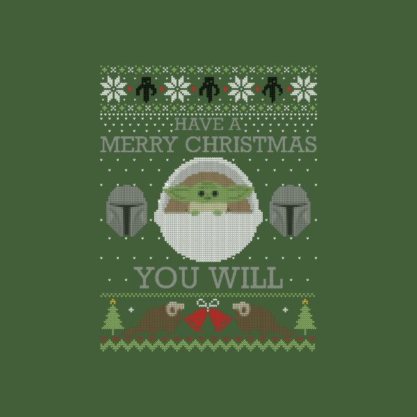 image for The Child Christmas Sweater