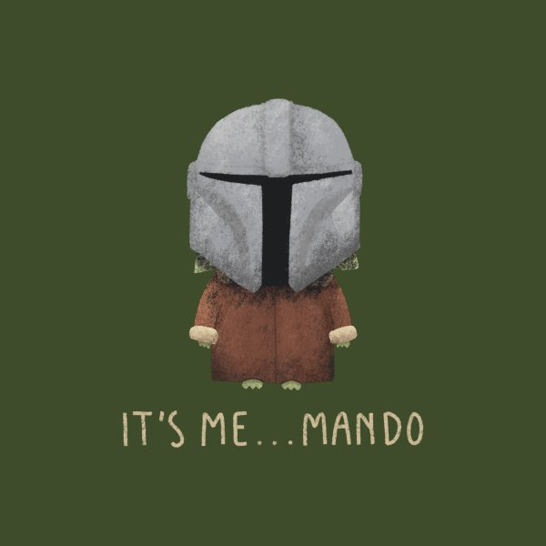 image for It's Me, Mando
