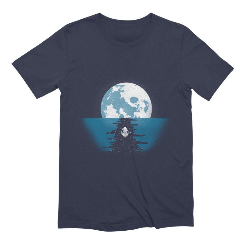Endless Journey Men's Extra Soft T-Shirt by coyotealert