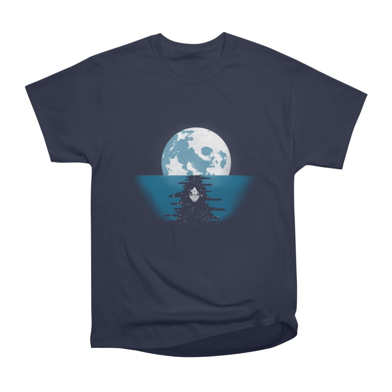 Endless Journey Men's Classic T-Shirt by coyotealert