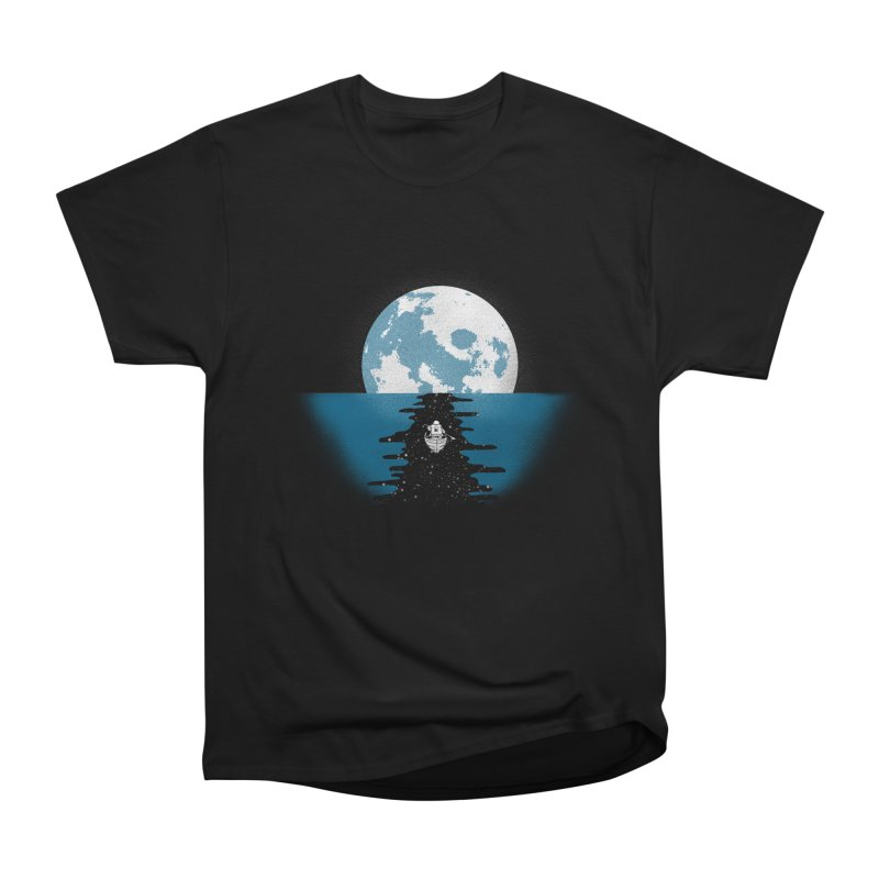 Endless Journey Women's Heavyweight Unisex T-Shirt by coyotealert