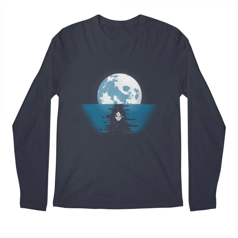 Endless Journey Men's Longsleeve T-Shirt by coyotealert