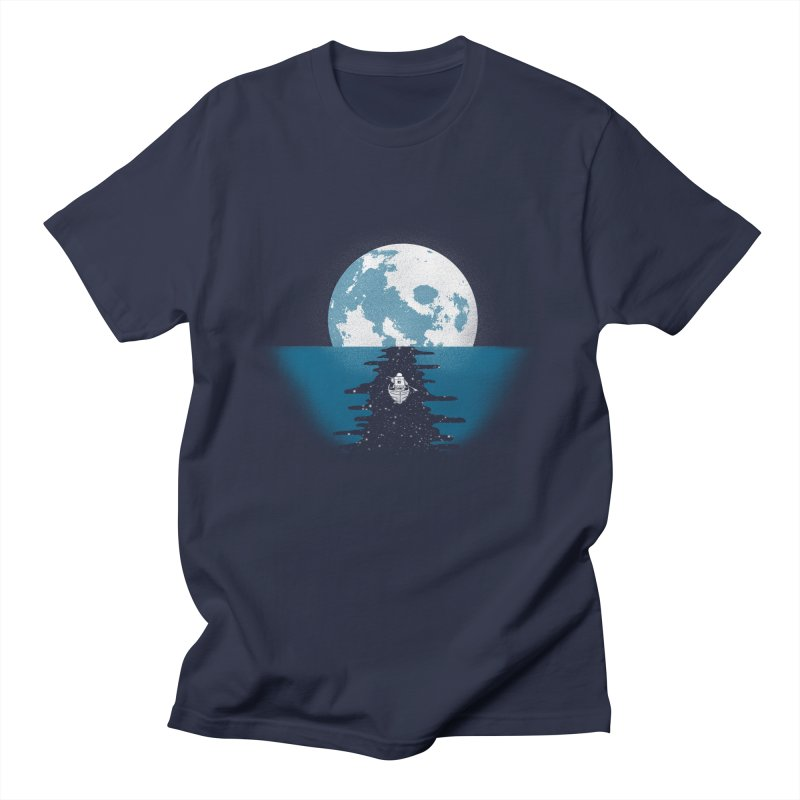 Endless Journey Women's Unisex T-Shirt by coyotealert