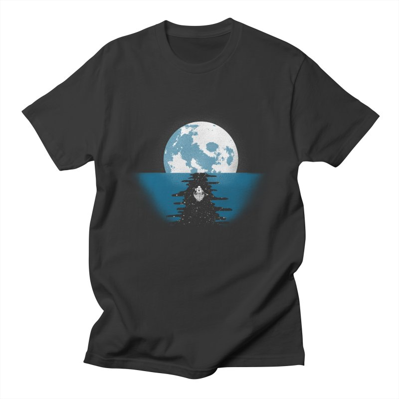 Endless Journey Men's T-shirt by coyotealert