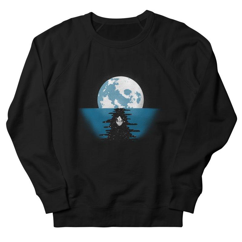 Endless Journey Men's Sweatshirt by coyotealert