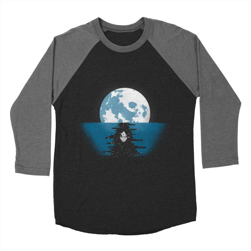 Endless Journey Women's Baseball Triblend T-Shirt by coyotealert