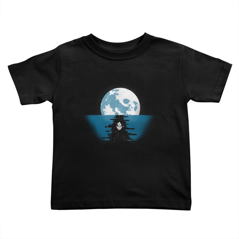 Endless Journey Kids Toddler T-Shirt by coyotealert