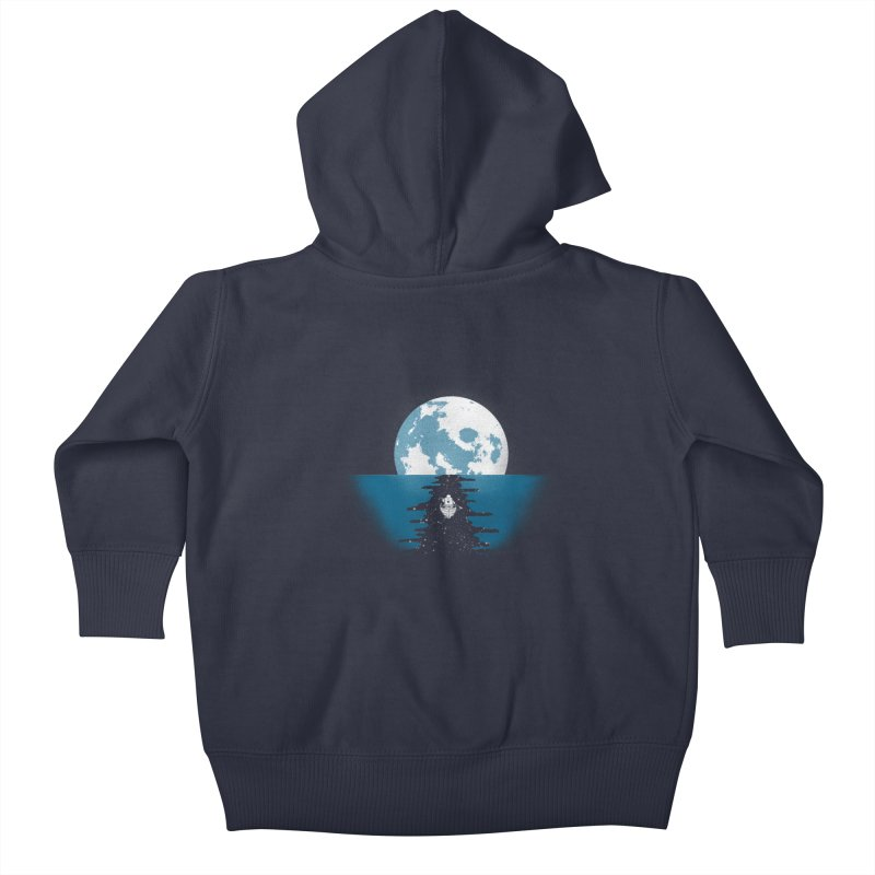 Endless Journey Kids Baby Zip-Up Hoody by coyotealert