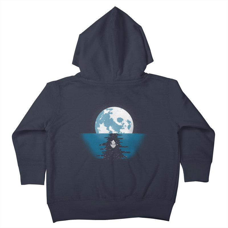 Endless Journey Kids Toddler Zip-Up Hoody by coyotealert