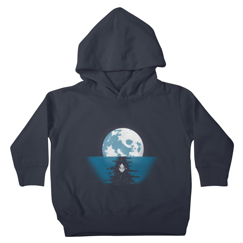 Endless Journey Kids Toddler Pullover Hoody by coyotealert