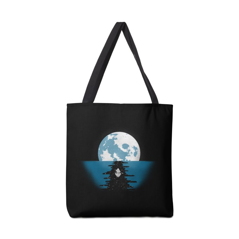 Endless Journey Accessories Bag by coyotealert