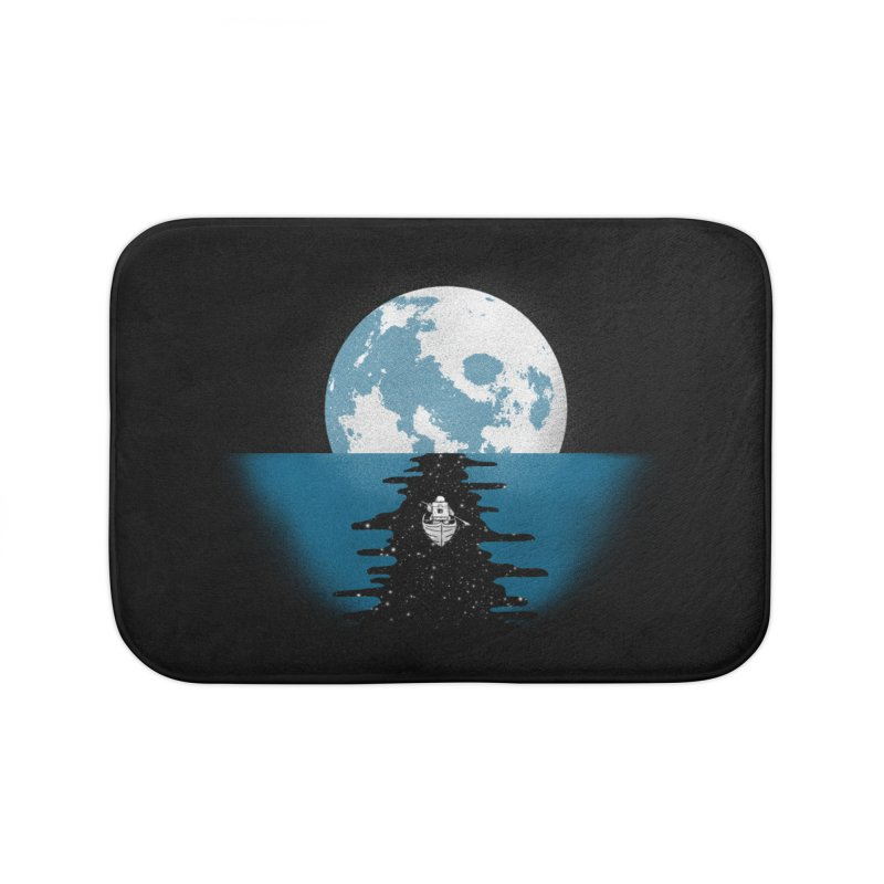 Endless Journey Home Bath Mat by coyotealert