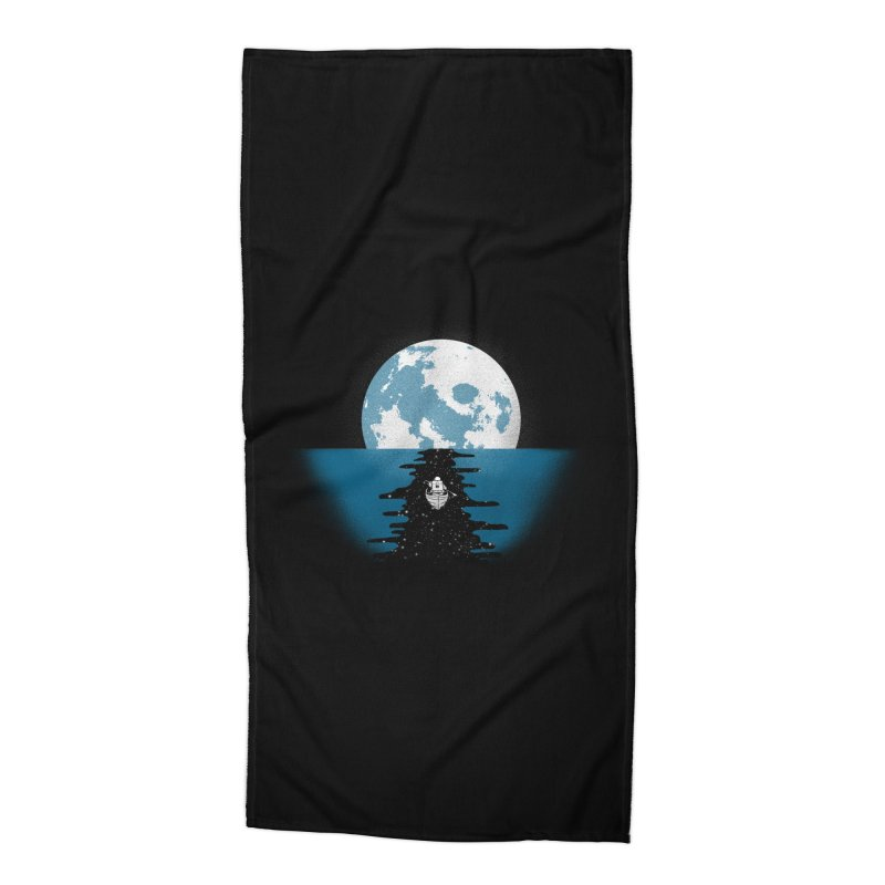 Endless Journey Accessories Beach Towel by coyotealert
