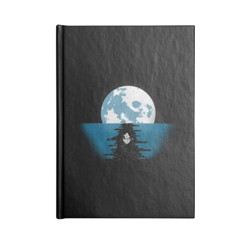 Endless Journey Accessories Notebook by coyotealert