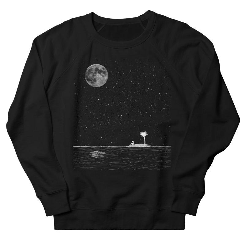 I Think Better When I'm Alone Women's Sweatshirt by coyotealert
