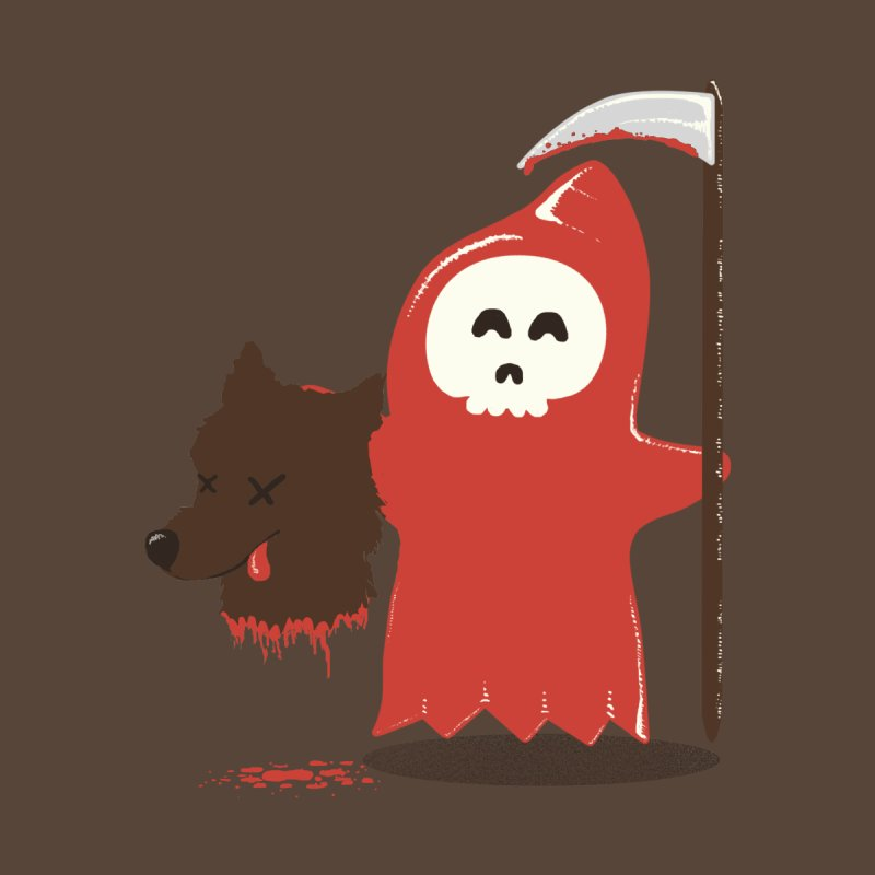 Little Death Riding Hood None  by coyotealert