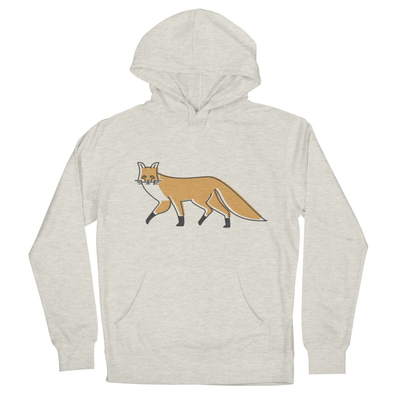 Monofox Men's Pullover Hoody by coyotealert