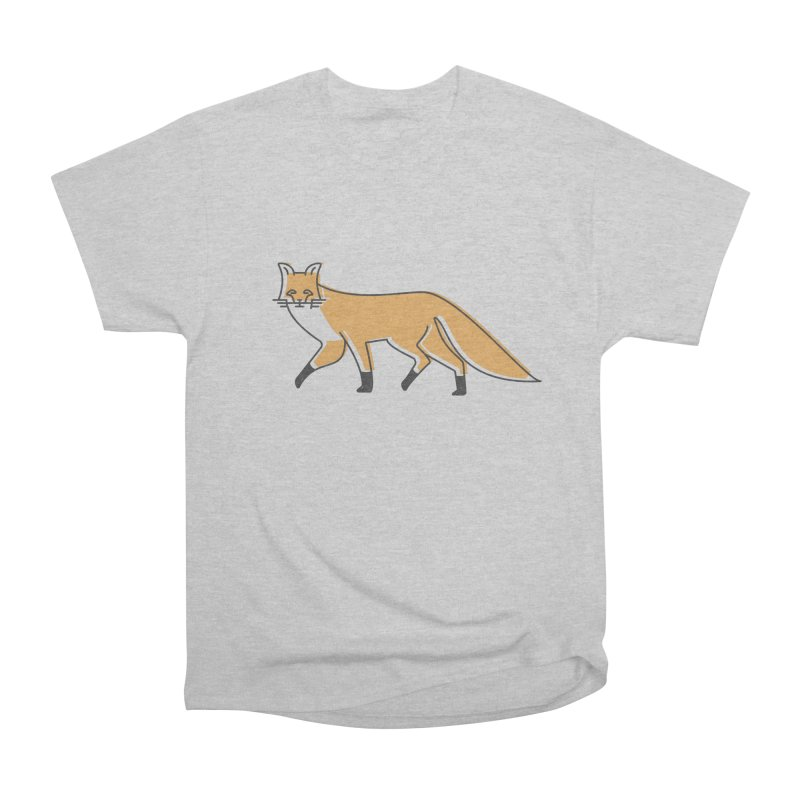 Monofox Men's Heavyweight T-Shirt by coyotealert