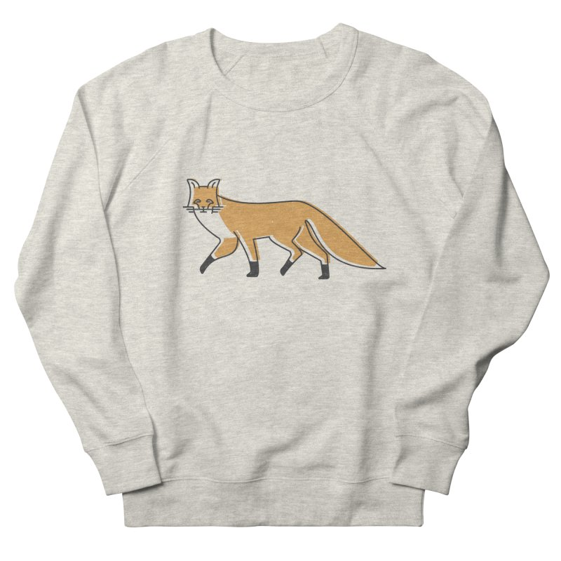 Monofox Women's French Terry Sweatshirt by coyotealert