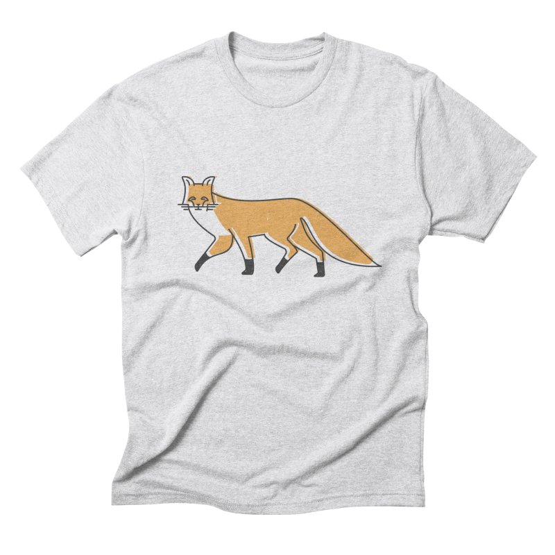 Monofox Men's Triblend T-Shirt by coyotealert