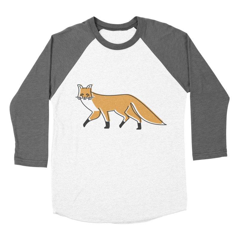 Monofox Women's Baseball Triblend T-Shirt by coyotealert
