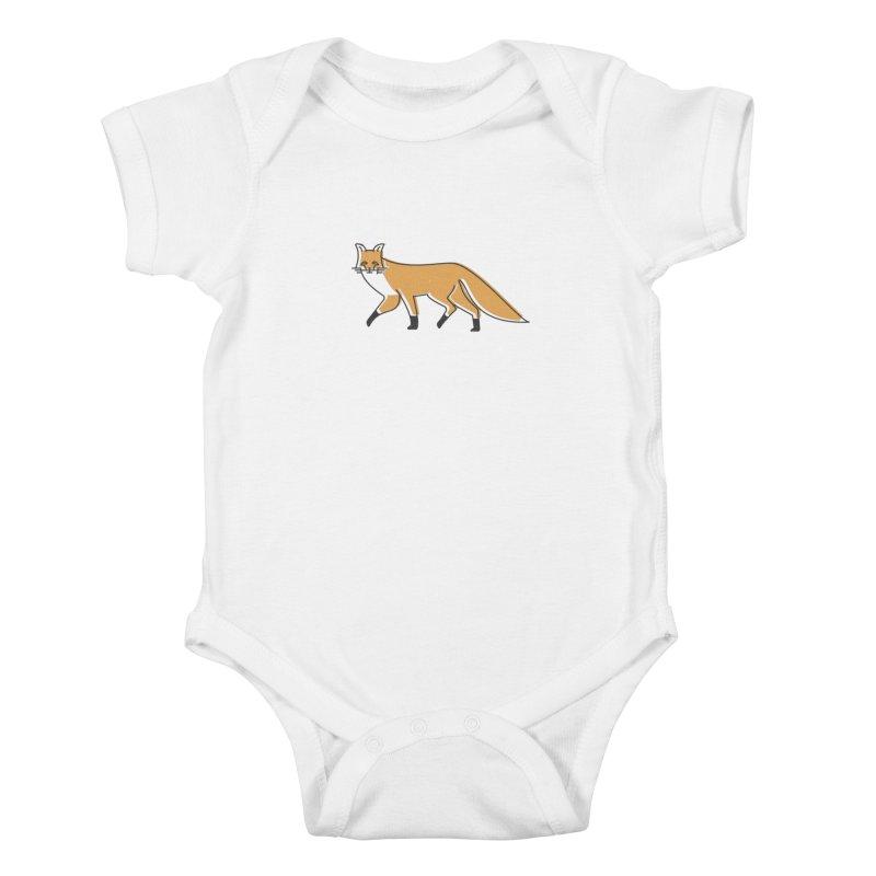 Monofox Kids Baby Bodysuit by coyotealert
