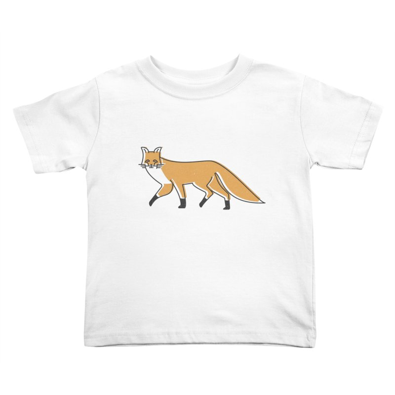 Monofox Kids Toddler T-Shirt by coyotealert