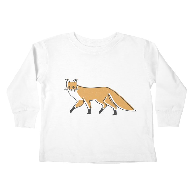 Monofox Kids Toddler Longsleeve T-Shirt by coyotealert