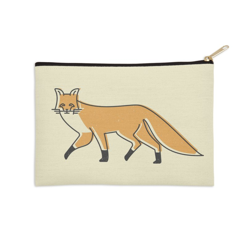 Monofox Accessories Zip Pouch by coyotealert