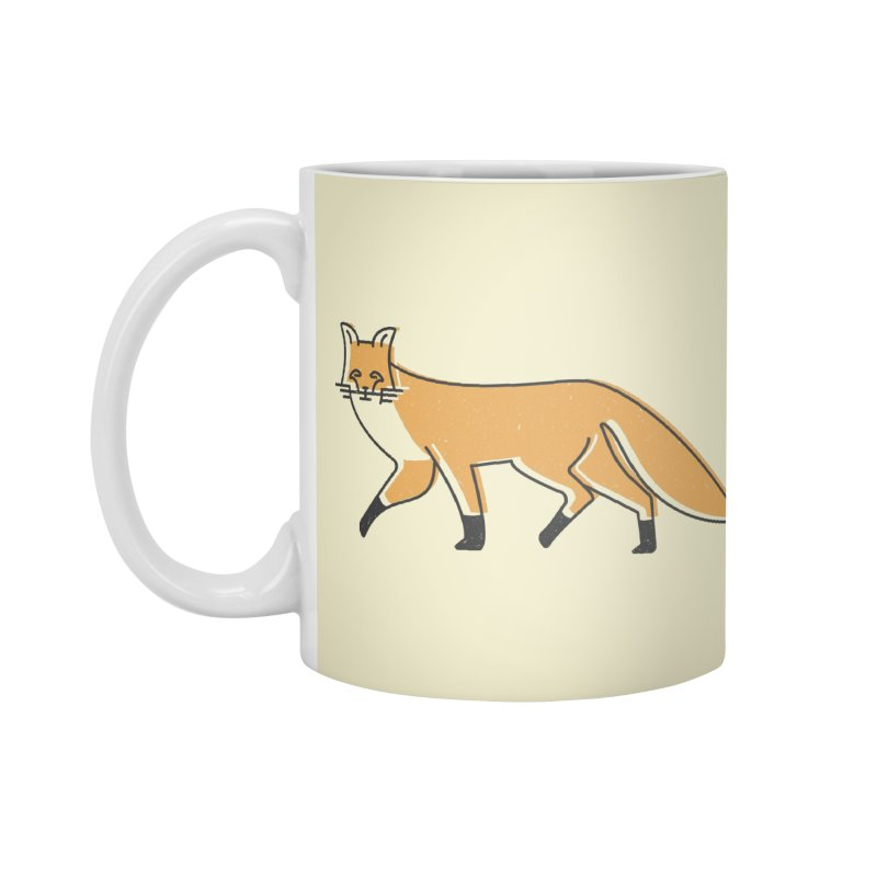 Monofox Accessories Mug by coyotealert