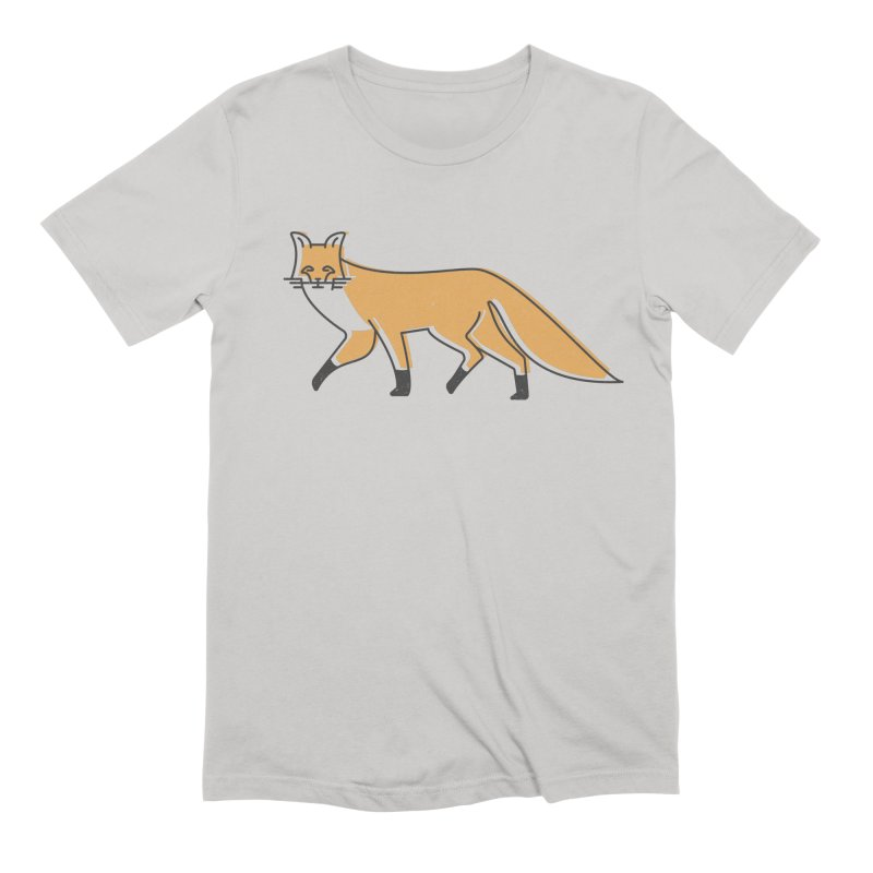 Monofox Men's Extra Soft T-Shirt by coyotealert