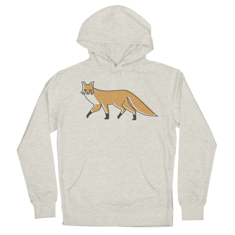 Monofox Women's French Terry Pullover Hoody by coyotealert