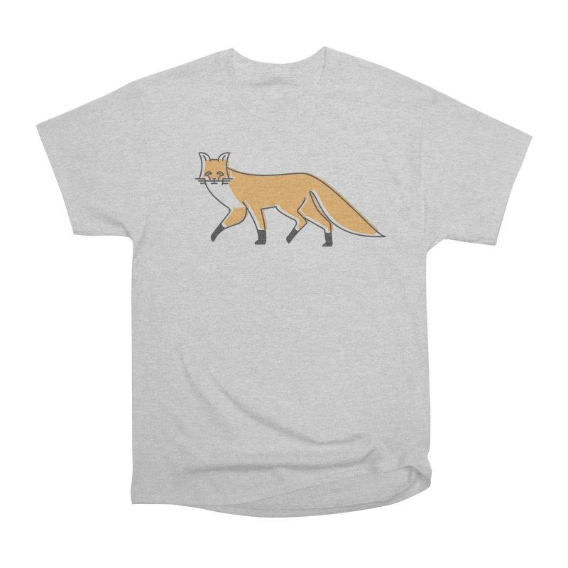 Monofox Women's Heavyweight Unisex T-Shirt by coyotealert