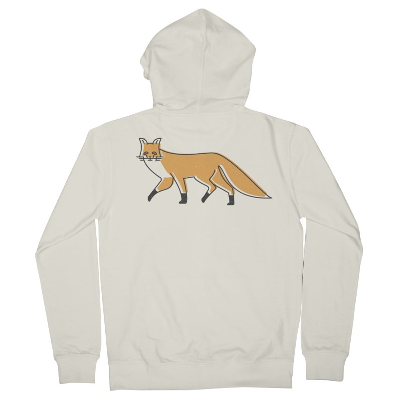 Monofox Women's French Terry Zip-Up Hoody by coyotealert