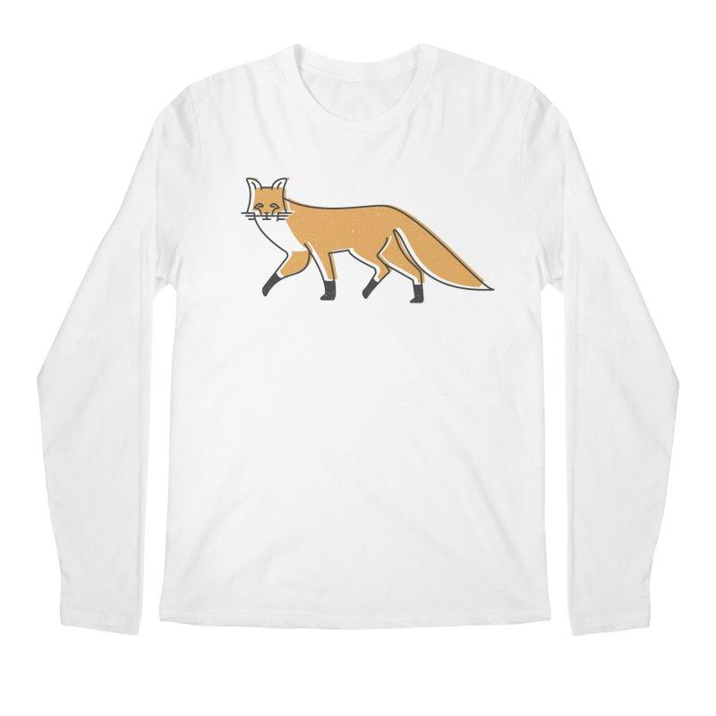 Monofox Men's Regular Longsleeve T-Shirt by coyotealert