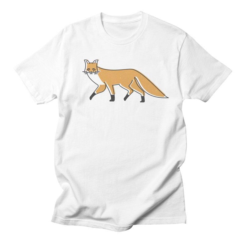 Monofox Men's Regular T-Shirt by coyotealert